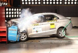 Portal 180 - LatinNCAP mejora la nota del Ford Ka y rechaza al Hyundai Accent