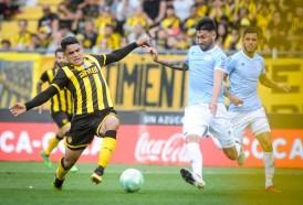 Portal 180 - Peñarol no puede con su bestia negra