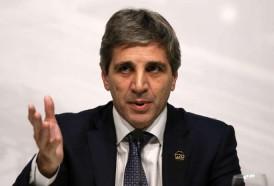 Portal 180 - Renuncia el presidente del Banco Central en Argentina