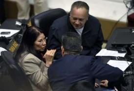 Portal 180 - EEUU impuso sanciones contra el entorno de Maduro, incluida su mujer