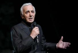 Portal 180 - Murió Charles Aznavour, la inconfundible voz de la nostalgia