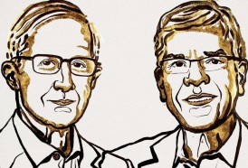 Portal 180 - Nobel de Economía a dos estadounidenses precursores del crecimiento verde