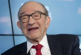 Portal 180 - Alan Greenspan sobrevive a su propia muerte, en Twitter