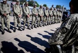 Portal 180 - Fuerzas Armadas vigilarán la frontera