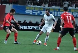 Portal 180 - Uruguay perdió 2-1 ante Corea en Seúl