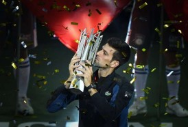 Portal 180 - Djokovic reina en Shanghai y se acerca al trono mundial