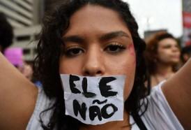 Portal 180 - El electorado femenino no consiguió resistir el avance de Bolsonaro