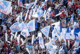 Portal 180 - Peñarol denunciará a quienes exhibieron inflables en el clásico