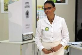 Portal 180 - Marina Silva anuncia voto crítico a Haddad en Brasil