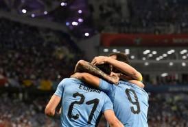 Portal 180 - Uruguay bajó al 6° puesto del ránking FIFA