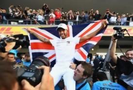 Portal 180 - Lewis Hamilton campeón del mundo por quinta vez