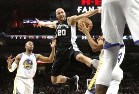 Portal 180 - Los Spurs retirarán la camiseta de Ginóbili en una ceremonia en marzo