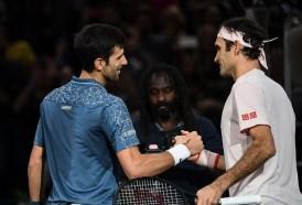 Portal 180 - Djokovic derrota a Federer y jugará la final de París-Bercy