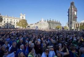 Portal 180 - La campaña a favor de un segundo referéndum por el Brexit alcanza su clímax