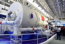 Portal 180 - China presentó su futura estación espacial