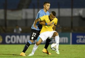 Portal 180 - Mathías Suárez convocado; Nández y Mayada de baja para amistosos contra Brasil y Francia
