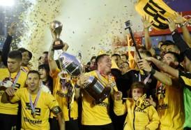 Portal 180 - De atrás, Peñarol gana el clásico y el Uruguayo