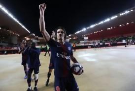 Portal 180 - PSG goleó al Mónaco con tres de Cavani
