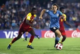 Portal 180 - Uruguay perdió con Ghana en el debut