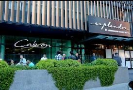 """Portal 180 - El hotel Esplendor by Wyndham inauguró su nuevo restaurante """"Cabrón"""""""