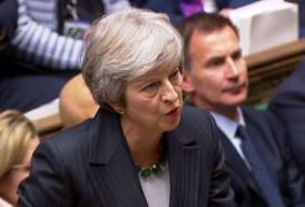 Portal 180 - Debilitada por dimisiones a raíz del Brexit, May se debate ante el parlamento