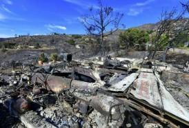 Portal 180 - El incendio en California arrasó Malibú y hasta los famosos debieron ser evacuados