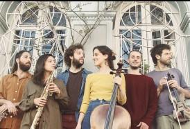 Portal 180 - Un toque de verde en el ruido de la ciudad: Maleza presenta su disco en el Sodre
