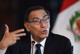 Portal 180 - Presidente peruano habló con Vázquez por pedido de asilo de García