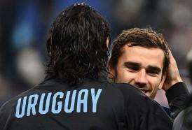 Portal 180 - Las fotos de Francia-Uruguay