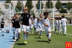 Portal 180 - McDonald's es el sponsor oficial de la Clínica Real Madrid