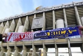 Portal 180 - River y Boca buscan la Copa en un Madrid blindado