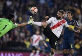 Portal 180 - Las fotos de la final de la Libertadores en el Bernabéu