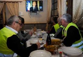 """Portal 180 - Macron anuncia aumento del sueldo mínimo para calmar protestas de """"chalecos amarillos"""""""