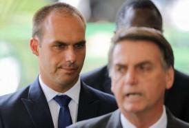 Portal 180 - Hijo de Bolsonaro favorable a referendo sobre la pena de muerte en Brasil