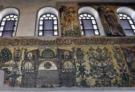 Portal 180 - Tras meses de restauración, mosaicos de Basílica de la Natividad en Belén vuelven a brillar