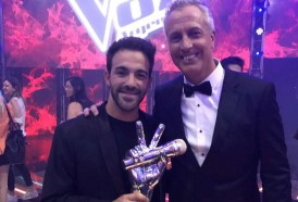 "Portal 180 - El uruguayo Braulio Assanelli ganó ""La Voz Argentina"""