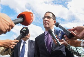 Portal 180 - Venezuela y Brasil enfrentados por invitación a Maduro para la asunción de Bolsonaro