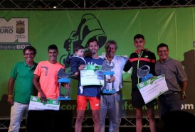 Portal 180 - Nicolás Cuestas y la argentina María Luz Tesuri ganaron la San Fernando