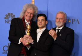 """Portal 180 - """"Roma"""", de Alfonso Cuarón, y """"Bohemian Rhapsody"""", las grandes ganadoras de los Globos de Oro"""