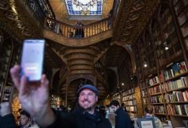 Portal 180 - Con ayuda de Harry Potter se salva la librería centenaria Lello del centro de Oporto