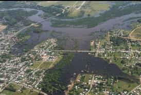 Portal 180 - Desplazados por inundaciones superan los 1.600