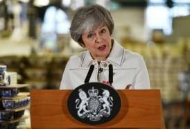 Portal 180 - Theresa May lucha por salvar su condenado acuerdo de Brexit