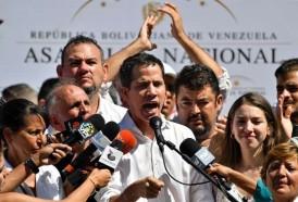 """Portal 180 - Gobierno rechazó """"actos de amedrentamiento"""" contra presidente de Asamblea de Venezuela"""