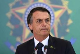 """Portal 180 - """"Haremos todo para que la democracia en Venezuela sea restablecida"""", advierte Bolsonaro"""