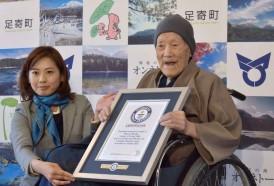 """Portal 180 - Falleció a los 113 años el """"hombre más viejo del mundo"""""""