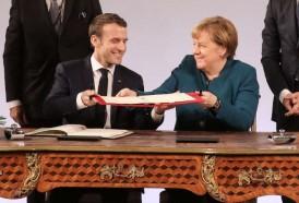 Portal 180 - Merkel, Macron y una nueva alianza franco-alemana