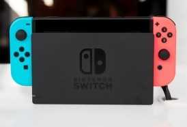 Portal 180 - Nintendo prepara un nuevo modelo de su consola Switch