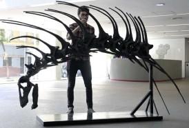 Portal 180 - Dinosaurio que se defendía con sus espinas hallado en Argentina