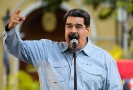 """Portal 180 - Maduro celebra """"inicio de conversaciones"""" con la oposición venezolana"""