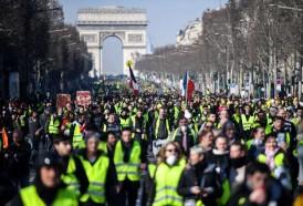 "Portal 180 - ""Chalecos amarillos"" cumplen tres meses de protestas en Francia"